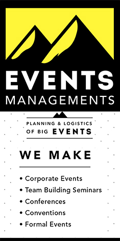 EVENTS MANAGEMENTS